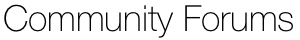 Tindie Community
